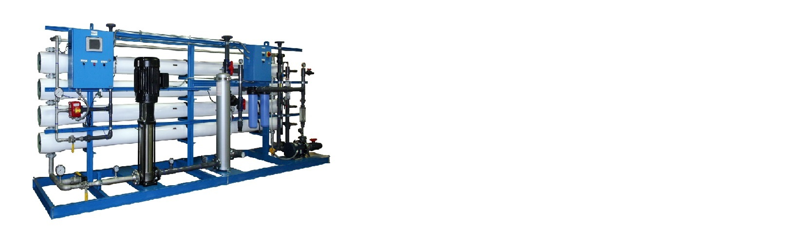 industrial water treatment reverse osmosis system