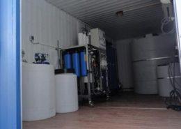 پروژه دستگاه تصفیه آب پتروشیمی مارون
