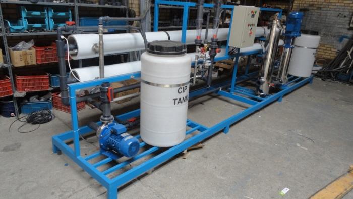 filtration دستگاه تصفیه آب صنعتی
