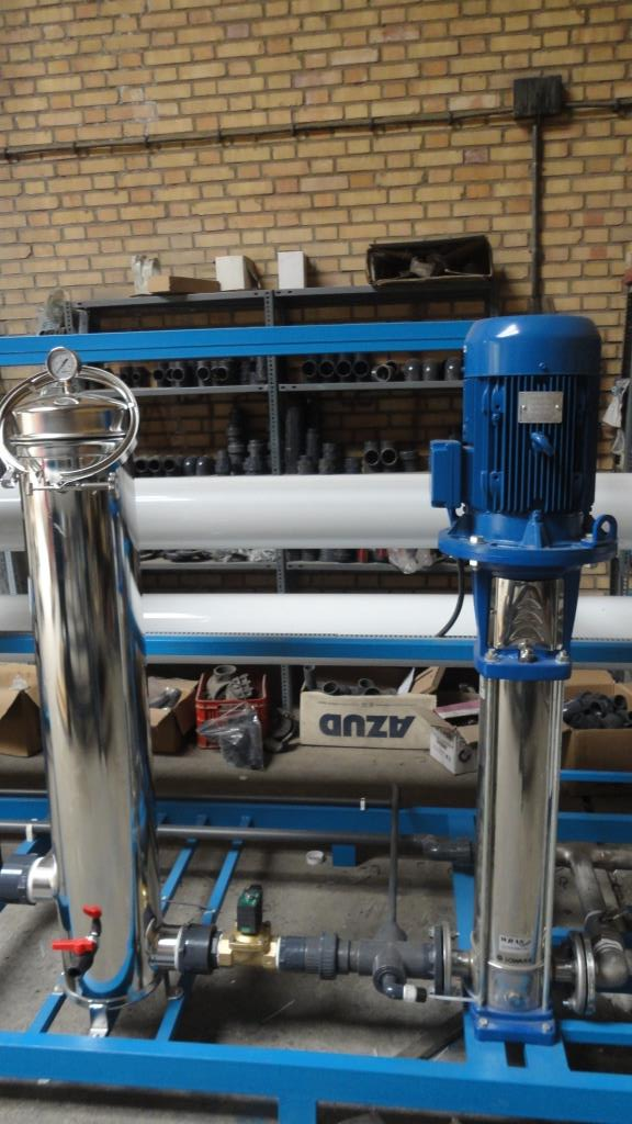 industrial filtration water device