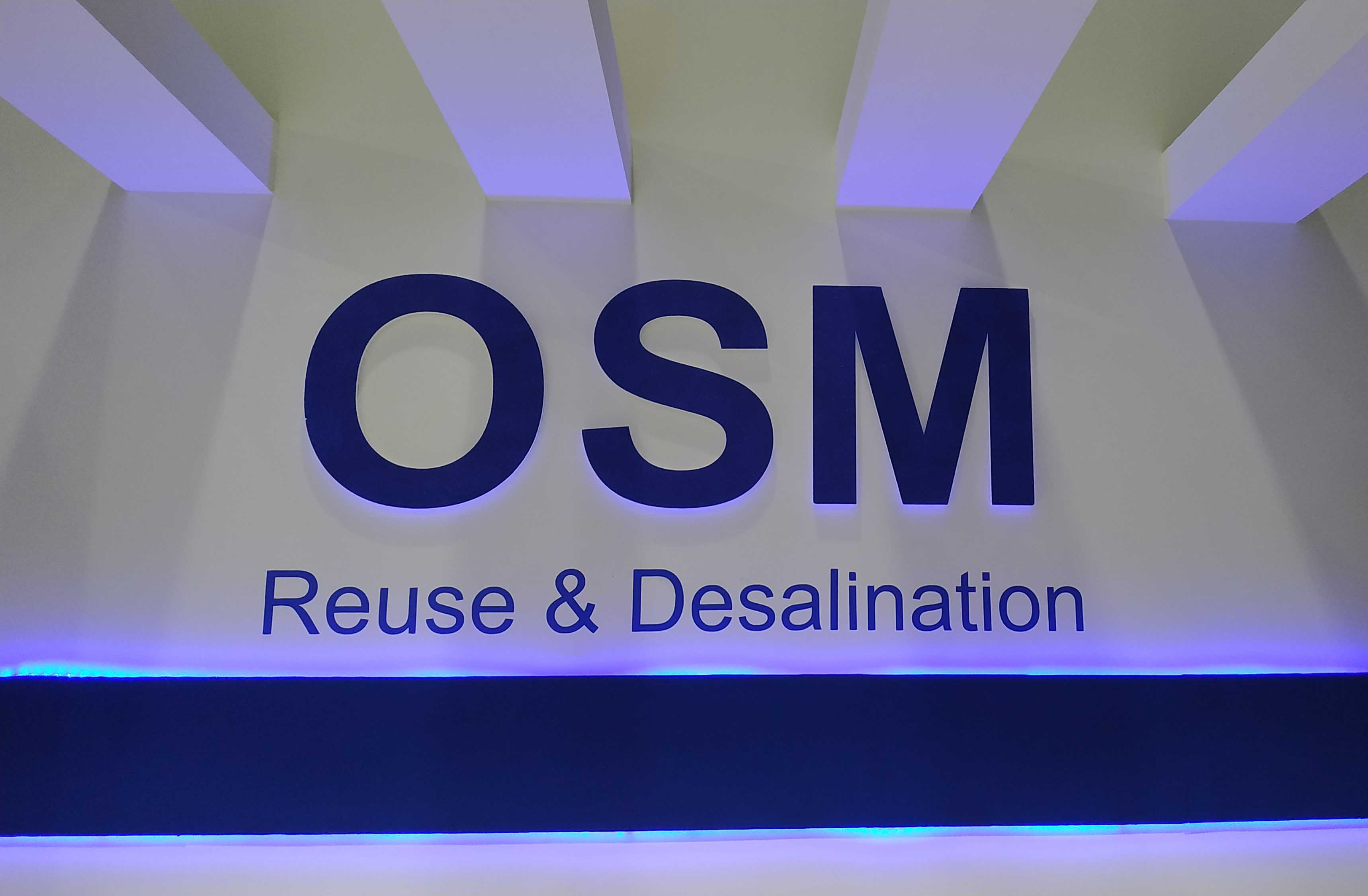 شرکت عمران سازان مهاب OSM