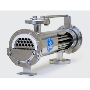 مبدل حرارتی هایژنیک پوسته و لوله – SAG