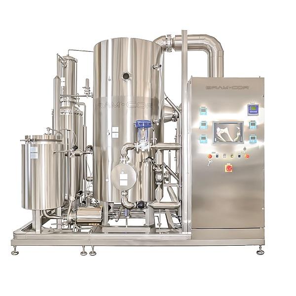 دستگاه تقطیر آب قابل تزریق چند مرحله ای Bram-Cor