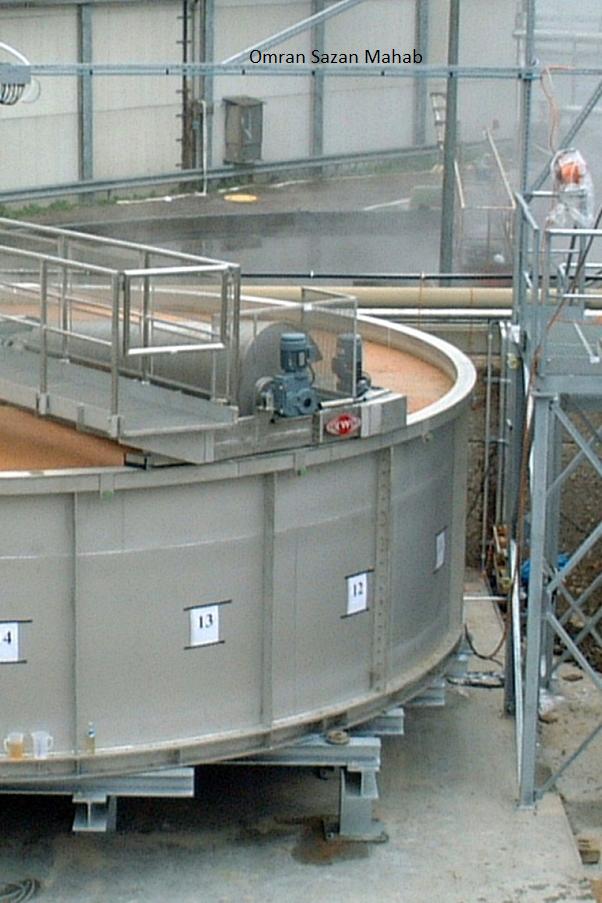 شناورسازی هوای محلول در آب در سیستم های SWRO