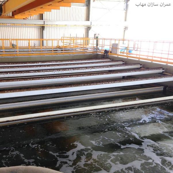 شناورسازی هوای محلول در آب در سیستم های SWRO--