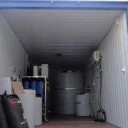 پروژه سیستم پتروشیمی مارون سیستم تصفیه آب اسمز معکوس