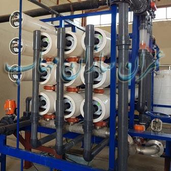 reverse osmosis تصفیه آب به روش اسمز معکوس