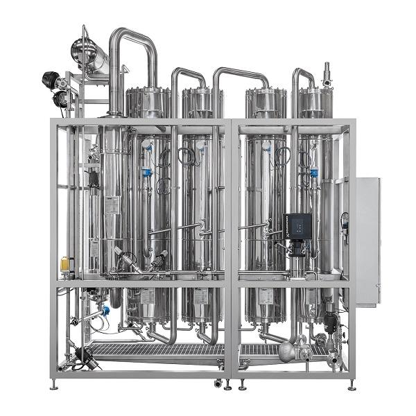 دستگاه تقطیر آب قابل تزریق BWT