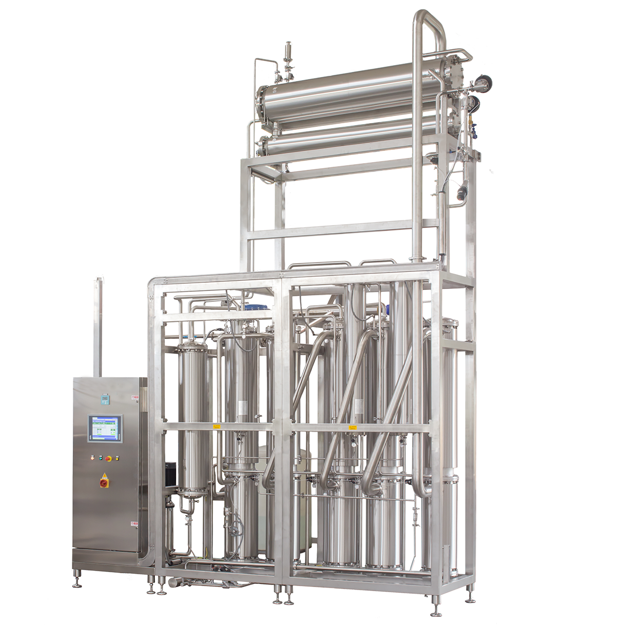 دستگاه تقطیر آب قابل تزریق Pharmalab