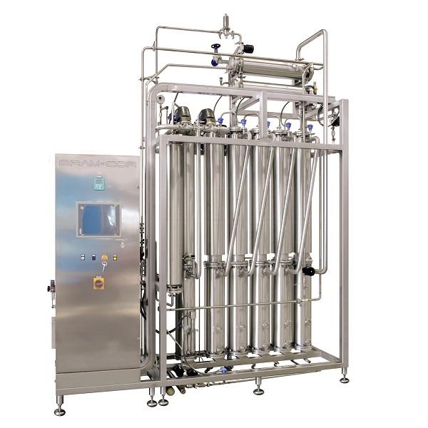 دستگاه تقطیر آب قابل تزریق Bram-Cor