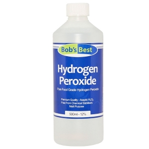 هیدروژن پراکسید فود گرید – ضدعفونی کننده