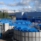 شناورسازی هوای محلول در آب در سیستم های SWRO_