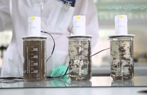 پلی الکترولیت Polyelectrolyte تصفیه آب بازچرخانی پساب